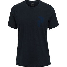 Peak Performance Track SS Tee Men Salute Blue
